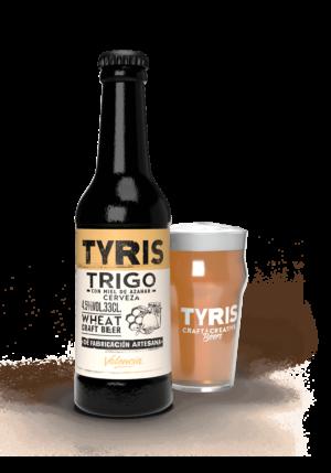 Cerveza Tyris Trigo