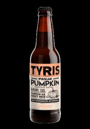Cerveza Tyris Pumpkin