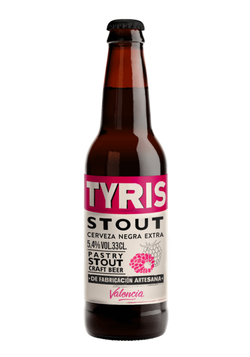 Cerveza Tyris Stout