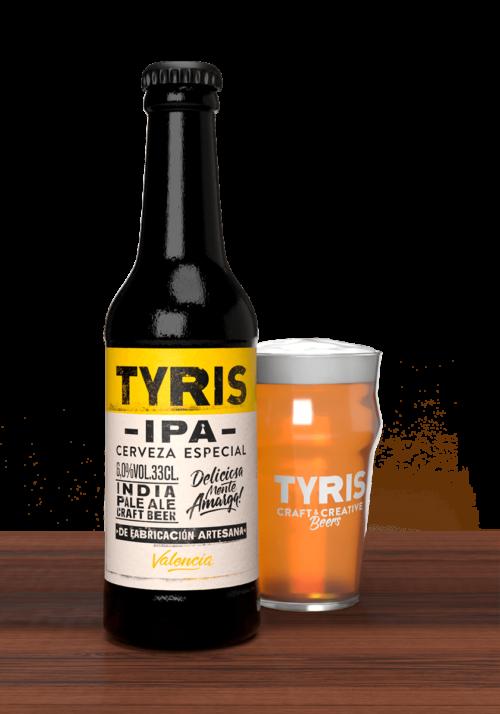 Cerveza Tyris IPA