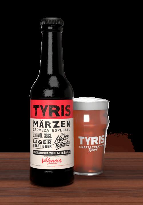 Cerveza Tyris Märzen